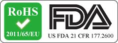 RoHS_FDA_passed